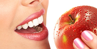 Comment manger des fruits au bureau ?
