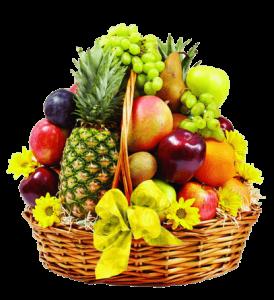 livraison de fruit vert, premier panier offert!